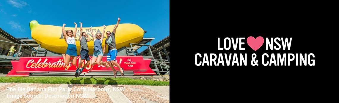 Coffs Harbour - Love NSW Caravan & Camping