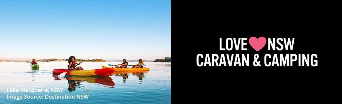 Lake Macquarie - Love NSW Caravan & Camping