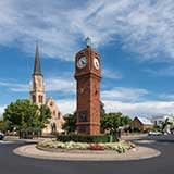 Town Mudgee Central NSW Region