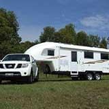 Fifth Wheelers Caravan Camping NSW