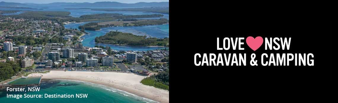Forster Tuncurry - Love NSW Caravan & Camping
