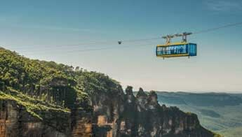 Blue Mountains - Love NSW Caravan & Camping