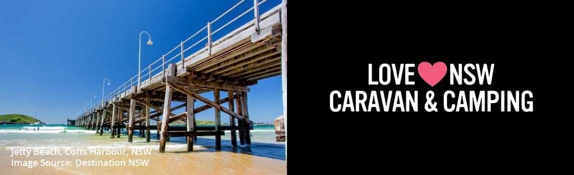 The Legendary Pacific Coast Drive | Love Caravan Camping NSW