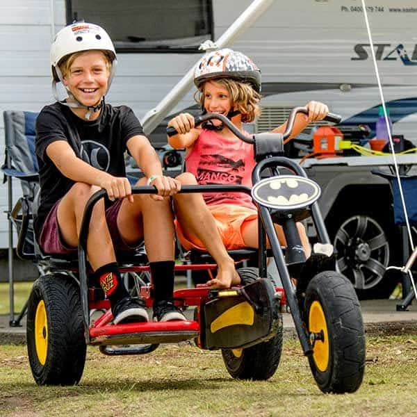 Holiday Parks Features Facilities Activities Caravan Camping NSW