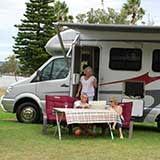 Motorhomes Caravan Camping NSW