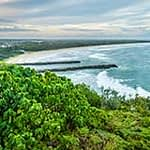 Beach Evans Head Far North Coast Region NSW