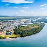 Harrington Township Manning Valley-Great Lakes Region NSW