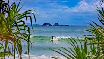 Byron Bay   The Legendary Pacific Coast Drive   Love Caravan Camping NSW