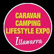 Illawarra Caravan Camping Lifestyle Expo Logo CCIA Show Expo