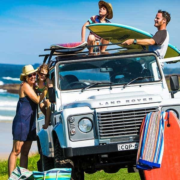 Holiday Parks Family Fun - Caravan Camping NSW