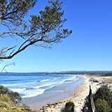 Sussex Inlet Beach Shoalhaven North Region NSW