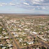 Cobar Town Outback NSW Region
