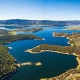 Lake Jindabyne Canberra The Snowy Region NSW