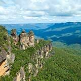 Blue Mountains Central NSW Region