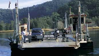 Hawkesbury River - Love NSW Caravan & Camping
