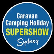 Caravan Camping Holiday Supershow Sydney Logo CCIA Show Expo