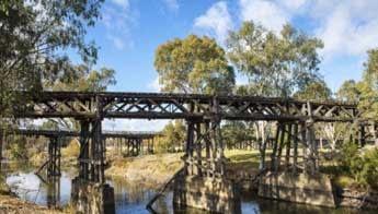 Gundagai - Classic Australian Drive (Touring Route) - Love NSW Caravan & Camping
