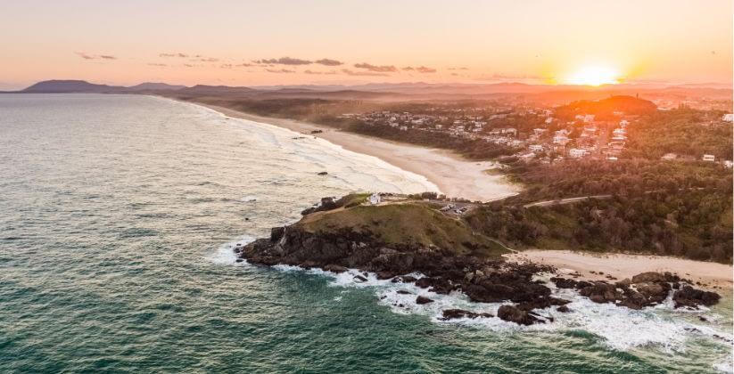 Monterey - Stunning sunrise